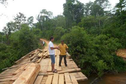 ponte cassirian
