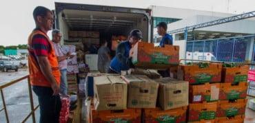 Mais mercadorias desembarcam em Rio Branco