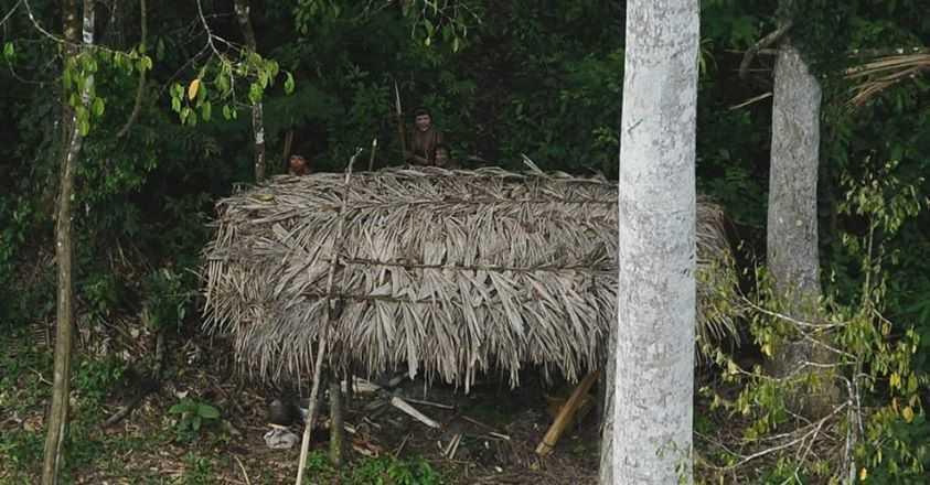 indios isolados foto