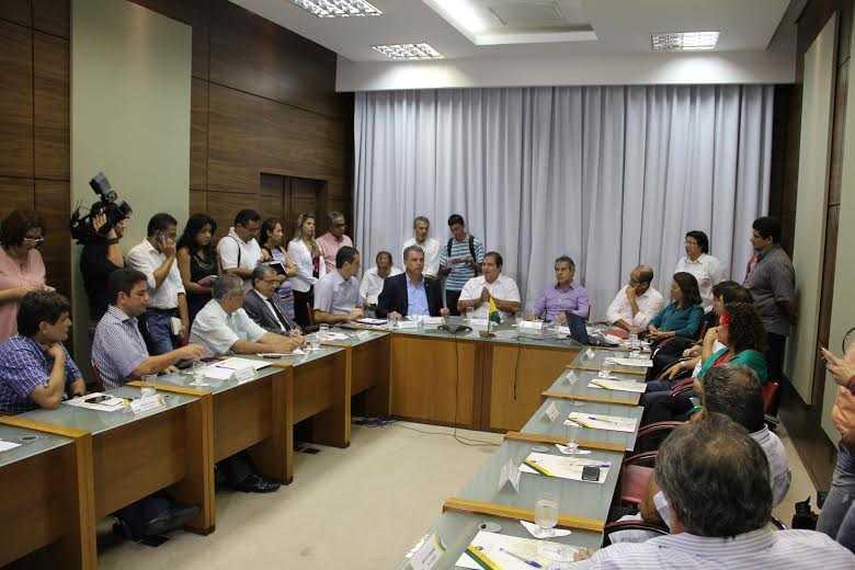 oposição audiencia governo
