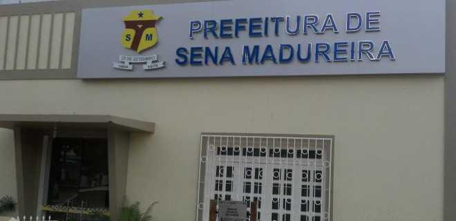 Prefeitura lança nesta segunda pacote de obras em Sena (Gov TV recebeu convite)