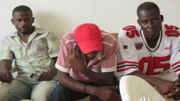 haitianos presos no peru
