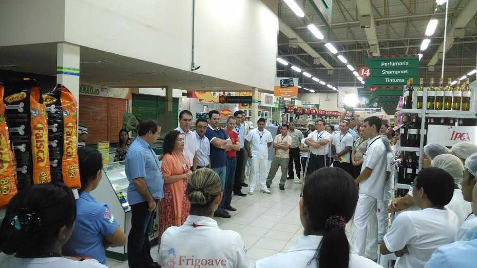 araújo supermercado