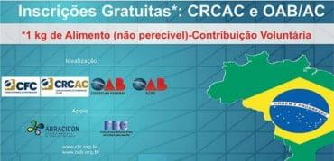 Seminário: CRC e OAB orientam candidatos, partidos e profissionais