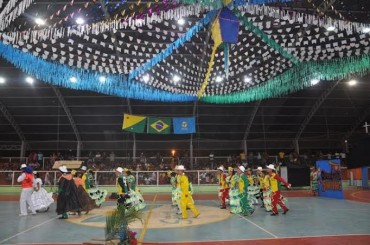 Festival de quadrilha: Manguaça vence