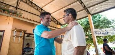 Em campanha, Gladson Cameli reafirma compromisso de trabalhar liberação de recursos em Brasília