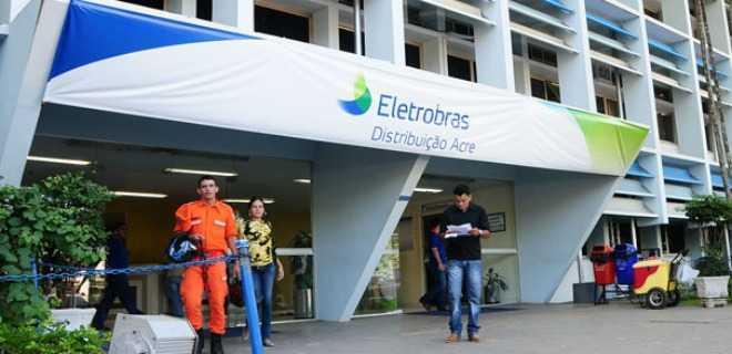Nota da EletrobrasAC (detentos liberados por falta de energia)