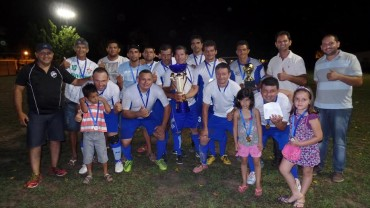 Copa Sena de Futebol Master: Ipiranga vence