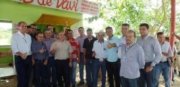 Ministro dos Transportes visita obras no trecho capital-Sena