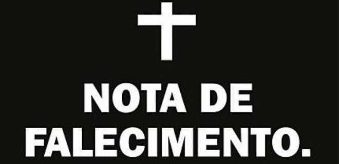 NOTA DE FALECIMENTO (Beatriz Braña)