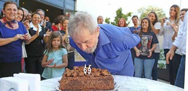 Lula, 69 anos – obrigado, Presidente!