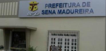 Prefeitura de Sena informa que pagou servidor efetivo e falta trabalhadores temporários