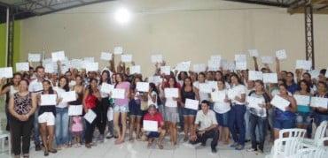 Pronatec diploma em Sena, mas beneficiados não sabem que é um programa de Dilma