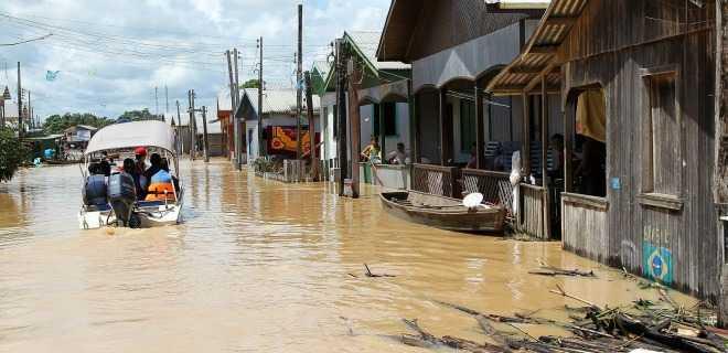 Tarauacá inundada e a Oposição nem 'Seu Sousa' para o problema