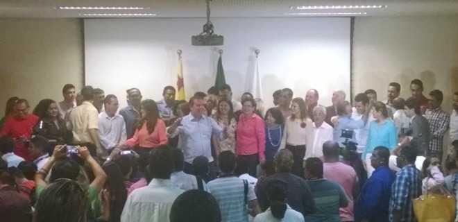 Vídeo – Tião Viana: 'Tô zero km para o próximo governo' (pior para a oposição)