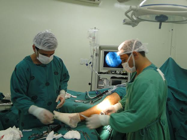cirurgias ortopédicas