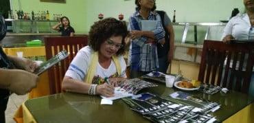 Perpétua se despede em Sena: 'Só tenho mais uma semana como deputada'