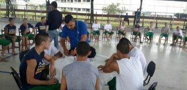 Pronetec entrega certificados em Sena para jovens em recuperação