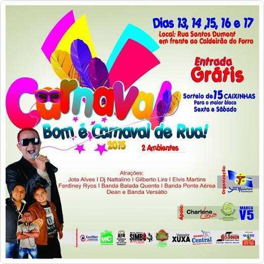 carnaval sena