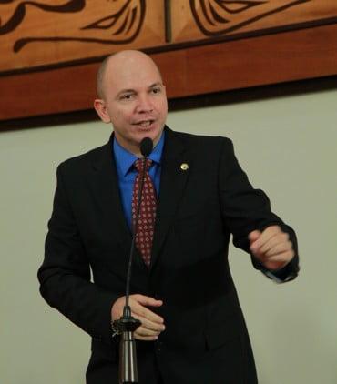 Deputado Gerlen será candidato a prefeito em Sena