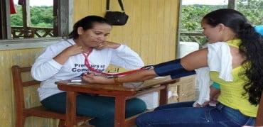 Fim de semana no Macauã: consultas, exames, vacinações e cidadania (fotos)