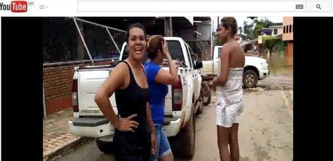 moça brasileia