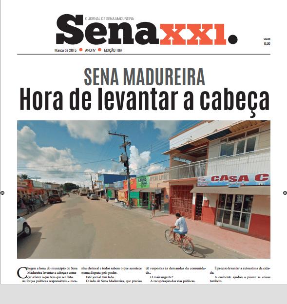 sena xxi