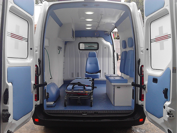 ambulancia remoção