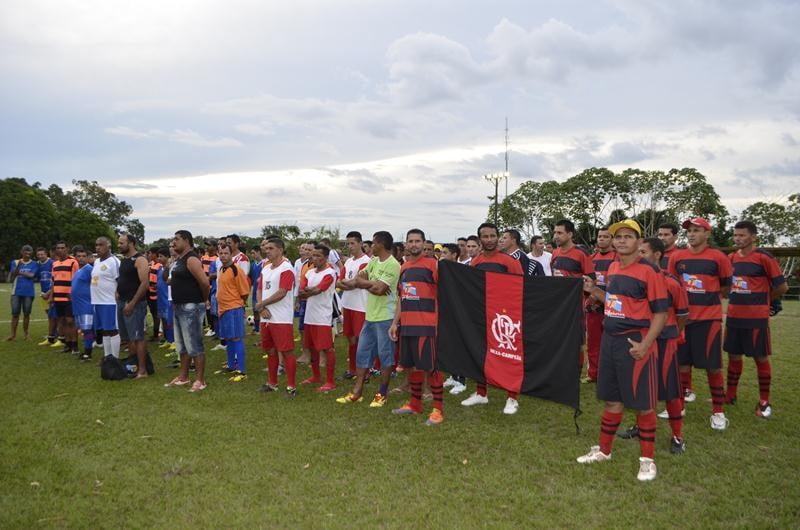 Sena: Copa Futebol Master 2015