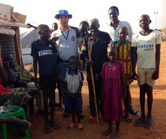 Cel-Kinpara-Missão-de-Paz-da-ONU-580x485