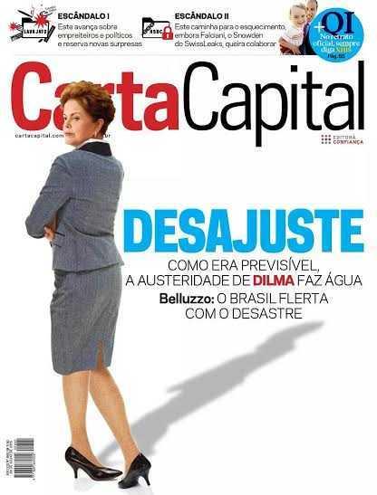 carta capital capa