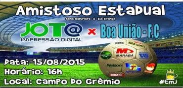 Futebol: Sena X Rio Branco (amistoso)