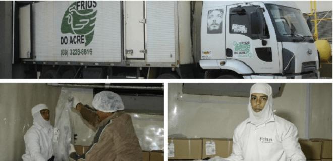 Notícia que quase passou desapercebida (Acre exporta 14 toneladas de peixe para Goiás)