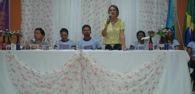 Mulheres em Sena debatem autonomia e igualdade durante Conferência