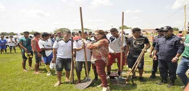 Copa da Floresta: Vice Nazaré participa em Sena da maior competição de várzea do Acre