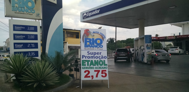 etanol acreano