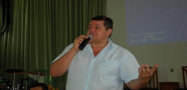 Nilson Areal vai entrar na disputa pela prefeitura de Sena