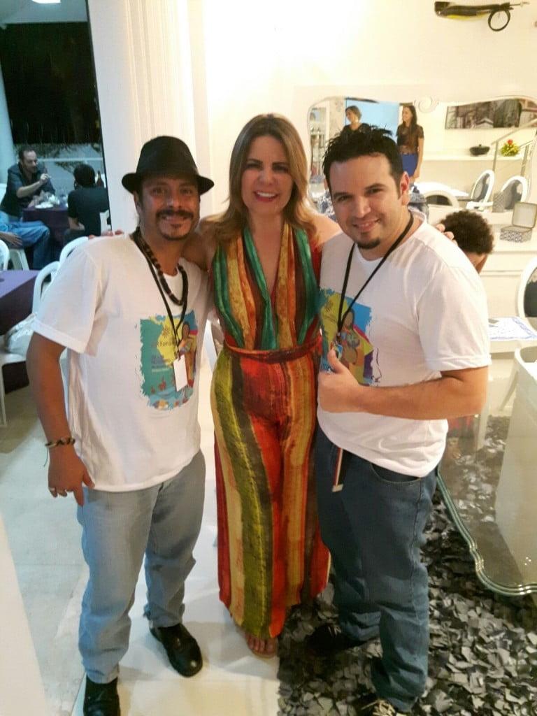atores da bolivia