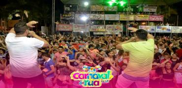 Carnaval no Principado de Sena: Última noite (f)