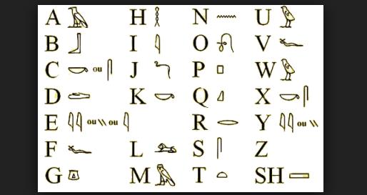cleyton hieroglifos