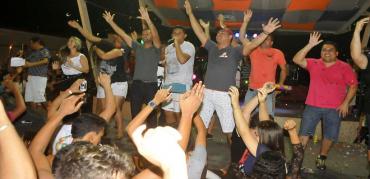 Prefeito de Sena elogia população pelo sucesso do Carnaval no município