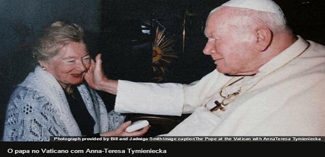 papa e teresa
