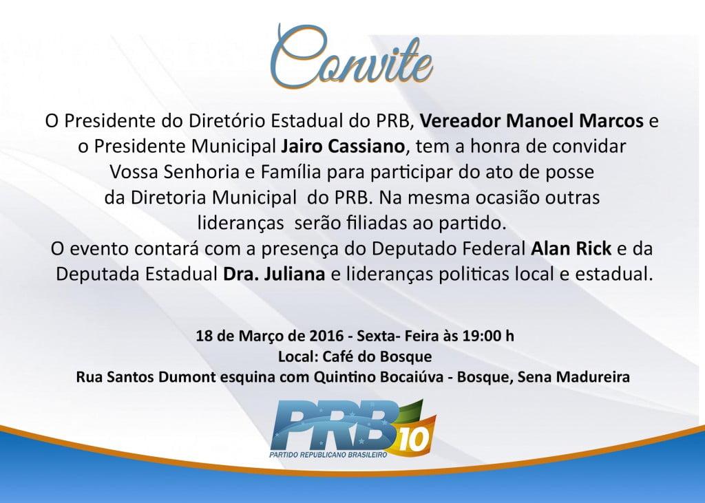 convite PRB1
