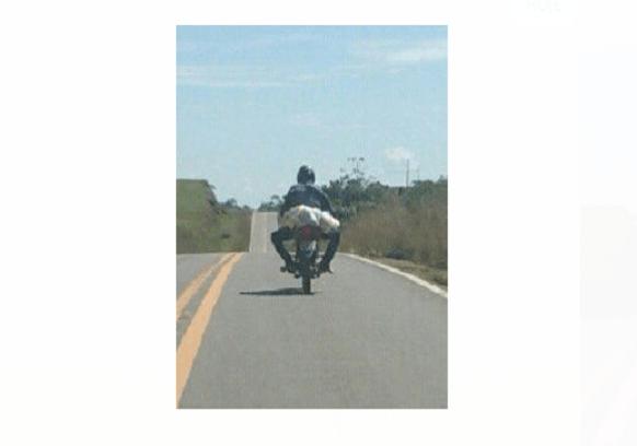 motoqueiro sena
