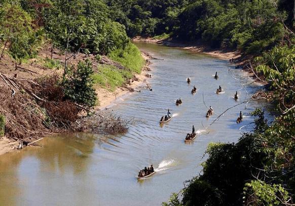rio amônia acre