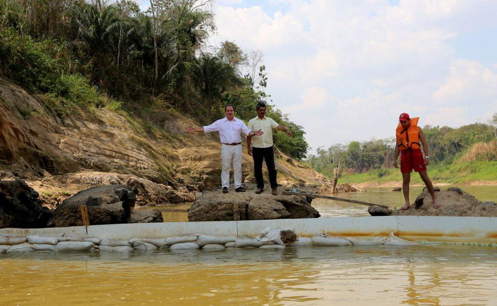 barragem rio
