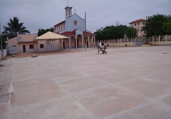 igreja patio