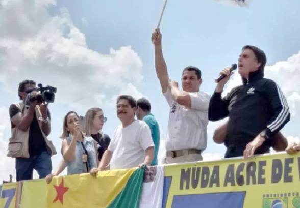 bolsonaro no acre