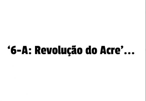 revolução acreana