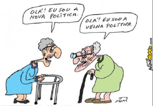 nova política